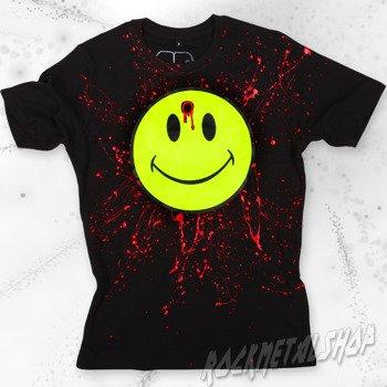 koszulka męska  COUCH - SHOT SMILEY
