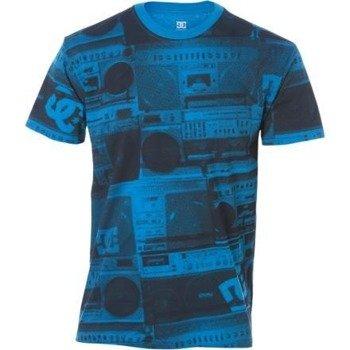 koszulka  męska- DC Rockbox  niebieska