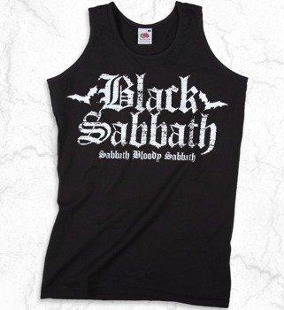 koszulka na ramiączka BLACK SABBATH - SABBATH BLOODY SABBATH