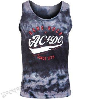 koszulka na ramiączkach AC/DC - HARD ROCK, barwiona