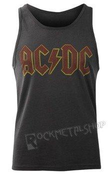 koszulka na ramiączkach AC/DC - LOGO