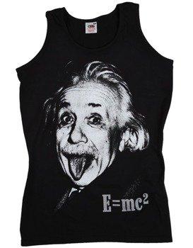 koszulka na ramiączkach ALBERT EINSTEIN - E=mc<sup>2</sup>
