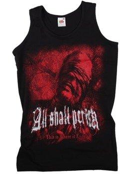 koszulka na ramiączkach ALL SHALL PERISH