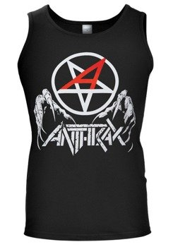 koszulka na ramiączkach ANTHRAX