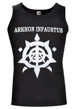 koszulka na ramiączkach ARKHON INFAUSTUS - LOGO