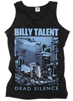 koszulka na ramiączkach BILLY TALENT - DEAD SILENCE