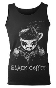 koszulka na ramiączkach BLACK COFFEE