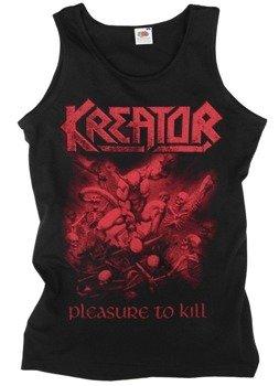 koszulka na ramiączkach KREATOR - PLEASURE TO KILL