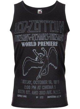 koszulka na ramiączkach LED ZEPPELIN - SONG REMAINS THE SAME
