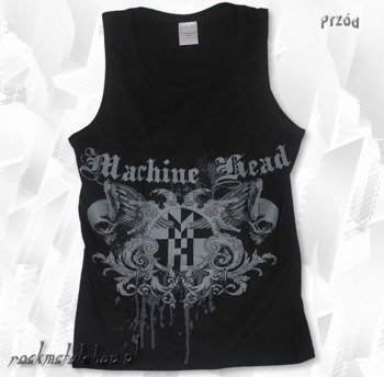 koszulka na ramiączkach MACHINE HEAD