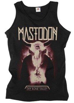 koszulka na ramiączkach MASTODON - DRY BONE VALLEY
