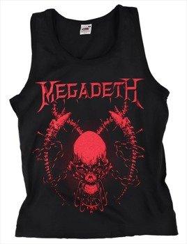 koszulka na ramiączkach MEGADETH
