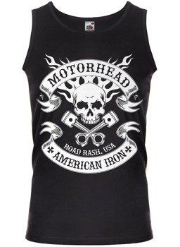 koszulka na ramiączkach MOTORHEAD - AMERICAN IRON