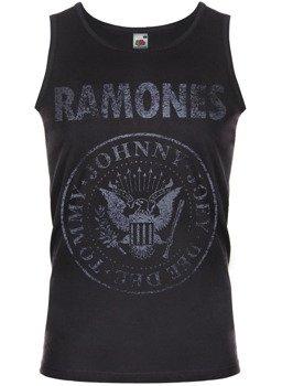 koszulka na ramiączkach RAMONES - TOMMY, JOHNNY, JOEY, DEEDEE