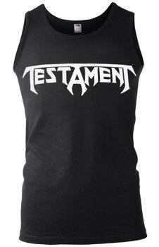 koszulka na ramiączkach TESTAMENT - LOGO