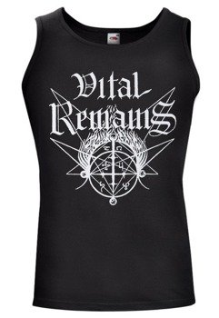 koszulka na ramiączkach VITAL REMAINS - LOGO
