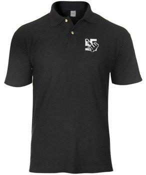 koszulka polo FUCK NAZI