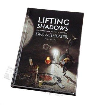 książka DREAM THEATER - LIFTING SHADOWS