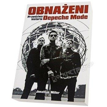 książka OBNAŻENI. PRAWDZIWA HISTORIA DEPECHE MODE