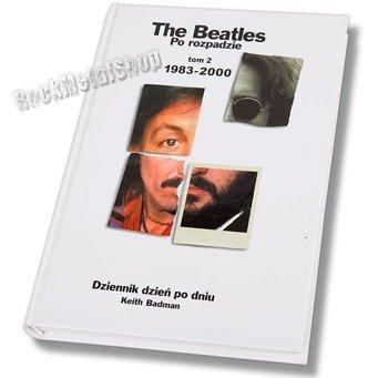 książka THE BEATLES PO ROZPADZIE, tom 2: 1983-2000 autor: Keith Badman