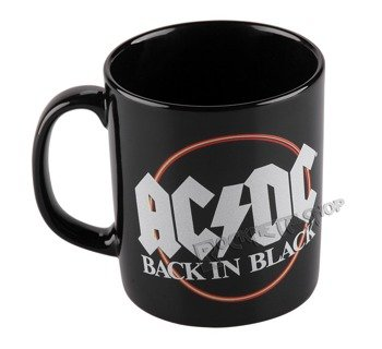 kubek AC/DC - BACK IN BLACK