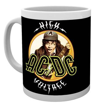 kubek AC/DC - HIGH VOLTAGE