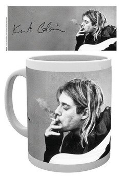 kubek KURT COBAIN - SMOKING