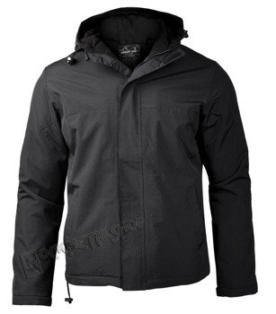 kurtka kangurka WINDBREAKER ZIPPER BLACK