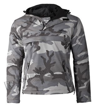 kurtka kangurka Windbreaker nightcamo