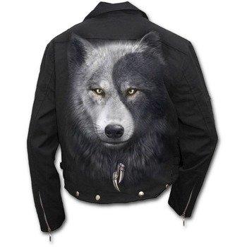 kurtka ramoneska WOLF CHI