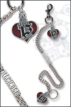 łańcuch do kluczy CHAINED HEART