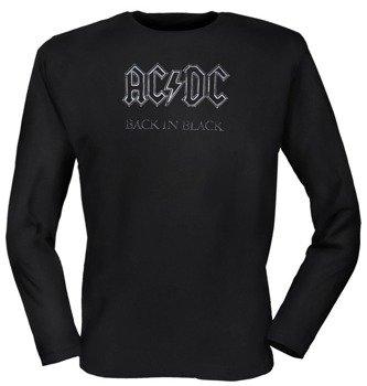 longsleeve AC/DC - BACK IN BLACK