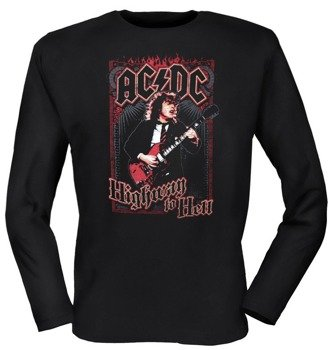 longsleeve AC/DC - HIGHWAY TO HELL