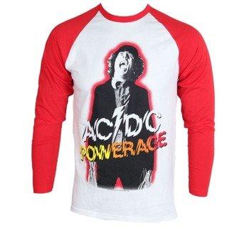 longsleeve AC/DC - POWERAGE