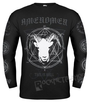 longsleeve AMENOMEN - THIS IS HELL (OMEN056LO)
