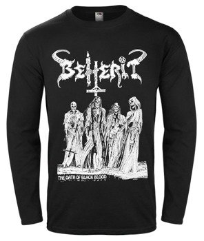 longsleeve BEHERIT - OATH OF BLACK BLOOD