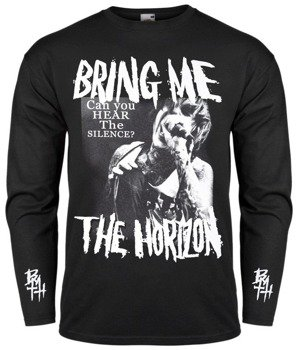 longsleeve BRING ME THE HORIZON - CAN YOU HEAR THE SILENCE?
