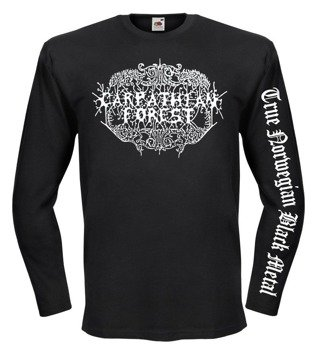longsleeve CARPATHIAN FOREST - OLD LOGO