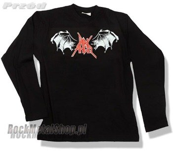 longsleeve DARK ANGEL - SKULL