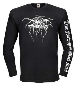longsleeve DARKTHRONE - LOGO