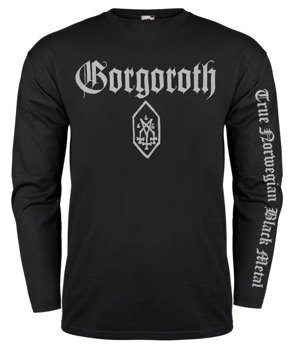 longsleeve GORGOROTH - GREY SIGN