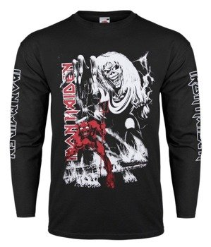 longsleeve IRON MAIDEN - THE NUMBER OF THE BEAST