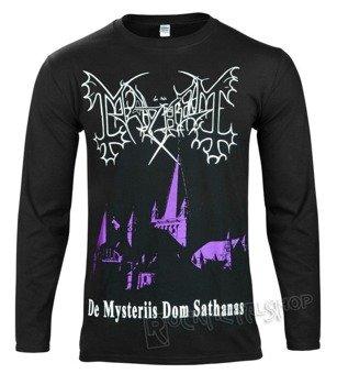 longsleeve MAYHEM - DE MYSTERIIS DOM SATHANAS