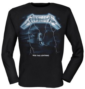 longsleeve METALLICA - RIDE THE LIGHTNING
