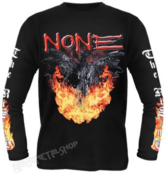 longsleeve NONE - THE RISING