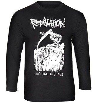 longsleeve RETALIATION - SUICIDAL DISEASE