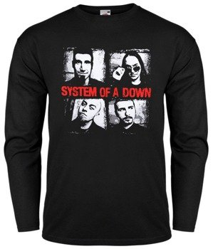 longsleeve SYSTEM OF A DOWN