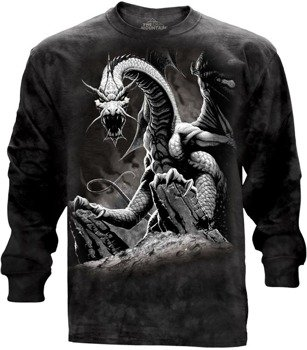 longsleeve THE MOUNTAIN - DRAGON