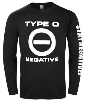 longsleeve TYPE O NEGATIVE - SIGN