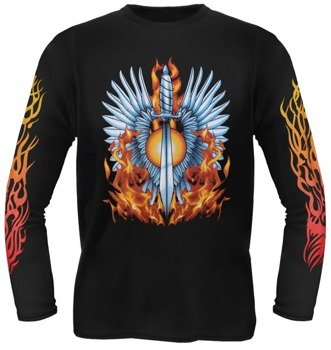 longsleeve WINGED SWORD